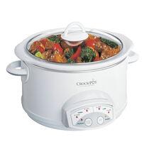 Crock-Pot® Smart-Pot® Digital Slow Cooker, White