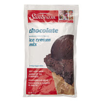 Sunbeam® Chocolate Ice Cream Mix