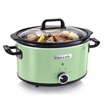 Crock-Pot 3.5L Thyme Slow Cooker
