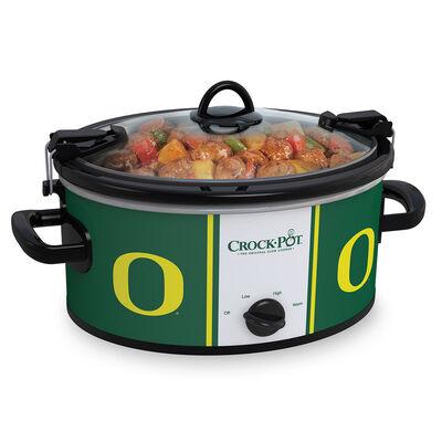 Oregon Ducks Collegiate Crock-Pot® Cook & Carry™ Slow Cooker