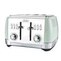 Strata 4 Slice Toaster, Matt Green