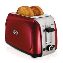 Oster® Designed to Shine™ 2-Slice Toaster, Red