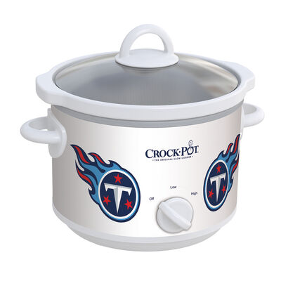 Tennessee Titans NFL Crock-Pot® Slow Cooker