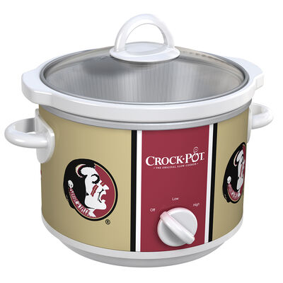 Florida State Seminoles Collegiate Crock-Pot® Slow Cooker