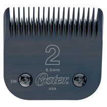 Oster® Detachable Size 2 Blade Fits Titan, Turbo 77, Primo, Octane Clippers
