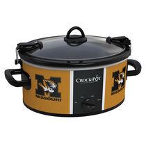 Missouri Tigers Collegiate Crock-Pot® Cook & Carry™ Slow Cooker