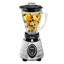 Oster® Heritage Blend™ 400 Blender - Brushed Stainless - Glass Jar