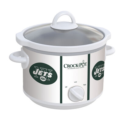 New York Jets NFL Crock-Pot® Slow Cooker