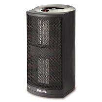Holmes® HCH4953-U Twin Ceramic Tower Heater with Vizi-Heat™ Display