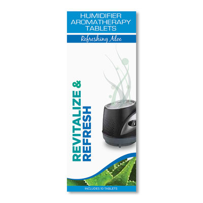 Refreshing Aloe Aromatherapy Tablets