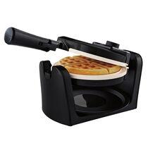 Oster® Titanium Infused DuraCeramic™ Flip Waffle Maker - Black