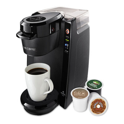Single Cup K-Cup® Brewing System, 24 ounces, Black