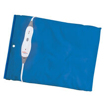 Sunbeam® King Size Heating Pad with UltraHeat™ Technology, Light Blue