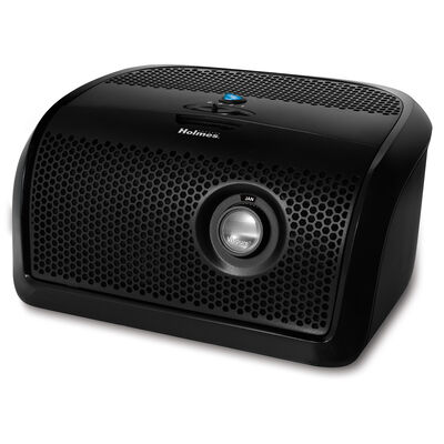 Holmes® Desktop Air Purifier with Visipure™ Filter Viewing Window