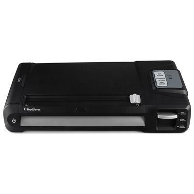 FoodSaver® V0321 Countertop Professional Vacuum Sealing System, Black with Starter Kit