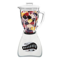 Oster® Precise Blend™ 200 Blender - White - Glass Jar - NEW UPDATED LOOK!