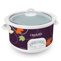 Crock-Pot® Limited Edition Crocktober™ Themed Digital Slow Cooker