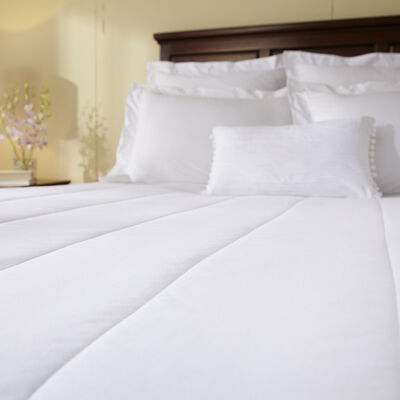 Sunbeam® Quilted Heated Mattress Pad, Twin X-Large