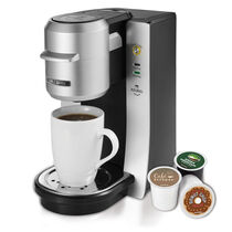 Single Cup K-Cup® Brewing System, 8 ounces