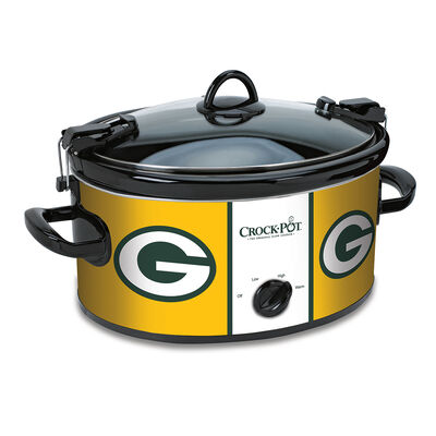 Green Bay Packers NFL Crock-Pot® Cook & Carry™ Slow Cooker