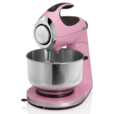 Sunbeam® Heritage Series® Stand Mixer, Frosting Pink