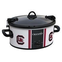 South Carolina Gamecocks Collegiate Crock-Pot® Cook & Carry™ Slow Cooker