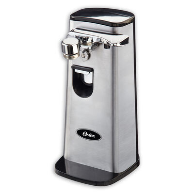 Oster® Retractable Cord Stainless Steel Can Opener