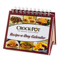 Crock-Pot® Slow Cooker Recipe-a-Day Calendar