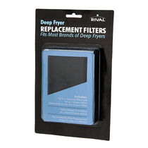 Rival® Replacement Filters for Deep Fryers