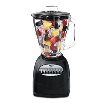 Oster®  Simple Blend™ 200 Blender - Glass Jar - NEW UPDATED LOOK!