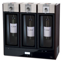 skybar® Triple Wine System Replacement Parts, Espresso Brown