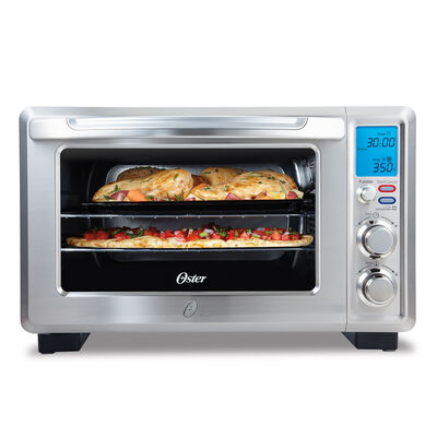 Oster Digital Countertop Oven E02 : Oster? 6-Slice Digital Toaster Oven at Oster.com.