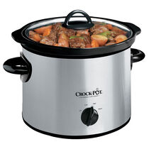Crock-Pot® 3-Quart Manual Slow Cooker
