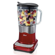 Oster® Pre-Programmed Blender - Metallic Red Replacement Parts