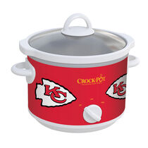 Kansas City Chiefs NFL Crock-Pot® Slow Cooker