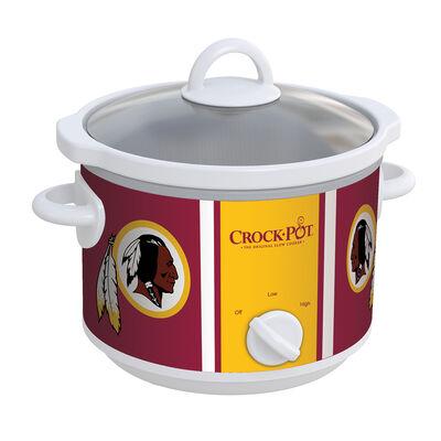 Washington Redskins NFL Crock-Pot® Slow Cooker