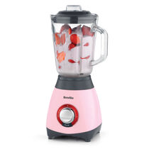 Pick & Mix 1.5L Jug Blender, Strawberry Cream