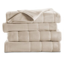 Holmes® BLF9LFS-R783-12A44 Cozy Fleece Heated Blanket