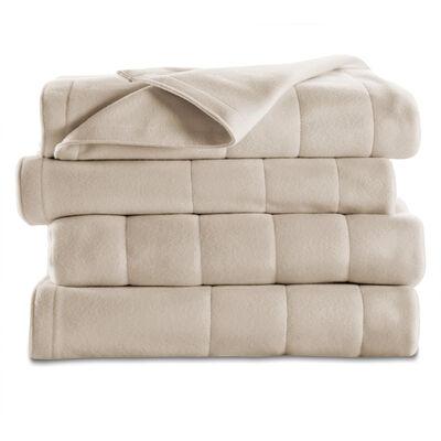 Holmes™ BLF9LQS-R783-12A44 Cozy Fleece Heated Blanket