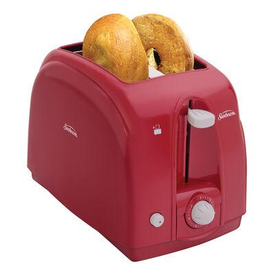 Sunbeam® 2-Slice Toaster, Red