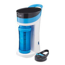 Mr. Coffee® Pour! Brew! Go! Personal Coffee Maker - Blue