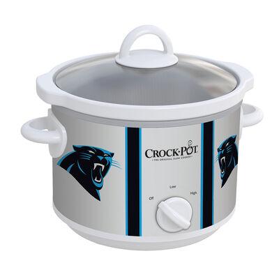 Carolina Panthers NFL Crock-Pot® Slow Cooker