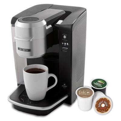 Mr. Coffee® Single Cup Keurig Brewed® System, 40 ounces
