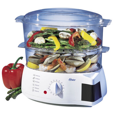 Oster® 6-Quart Manual Food Steamer