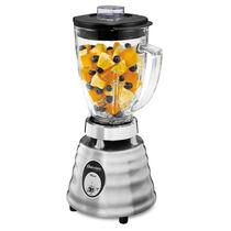 Oster® Heritage Blend™ 400 Blender - Polished Die Cast - Glass Jar