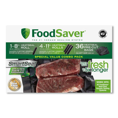 FoodSaver® SmartSeal Combo Pack - Limited Edition
