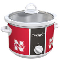Nebraska Cornhuskers Collegiate Crock-Pot® Slow Cooker