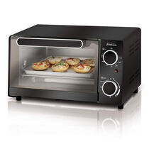 Sunbeam® 4-Slice Toaster Oven, Black