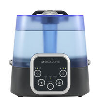 Bionaire® BUL9500B-U Warm and Cool Mist Ultrasonic Humidifier