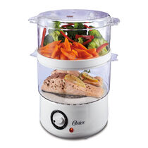 Oster® Double Tiered Food Steamer